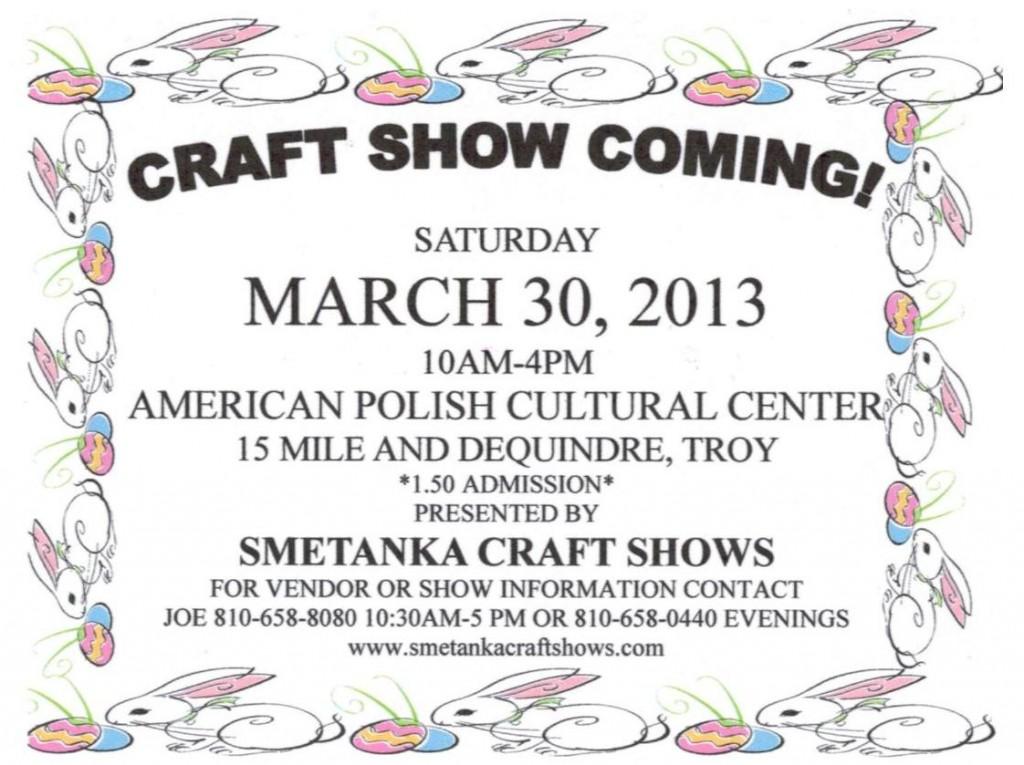 Craft Show 2013