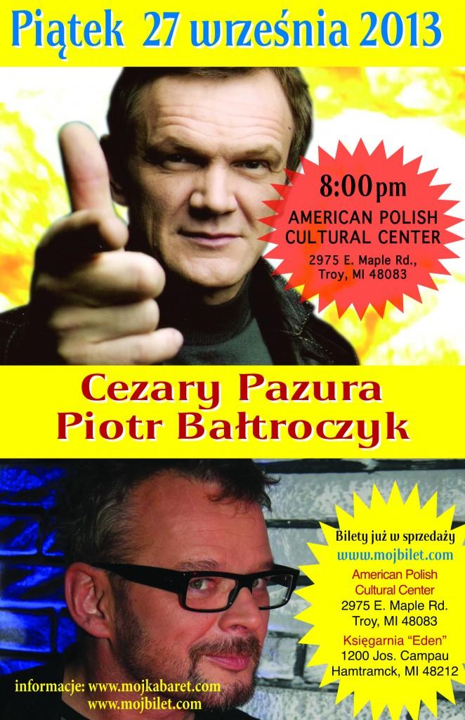 Pazura & Baltorczyk 2013