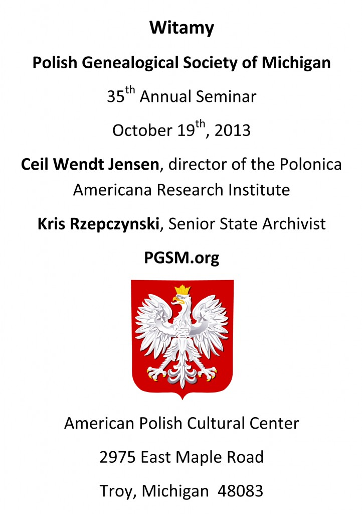 seminar flier 2013