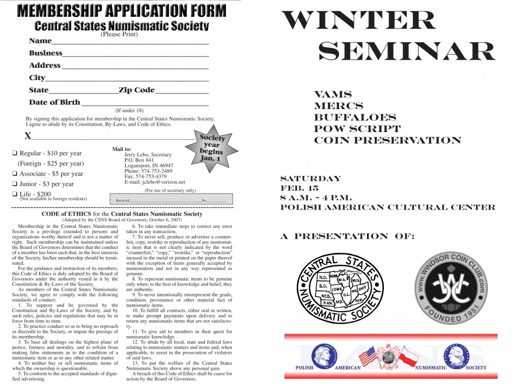 Winter Seminar -1