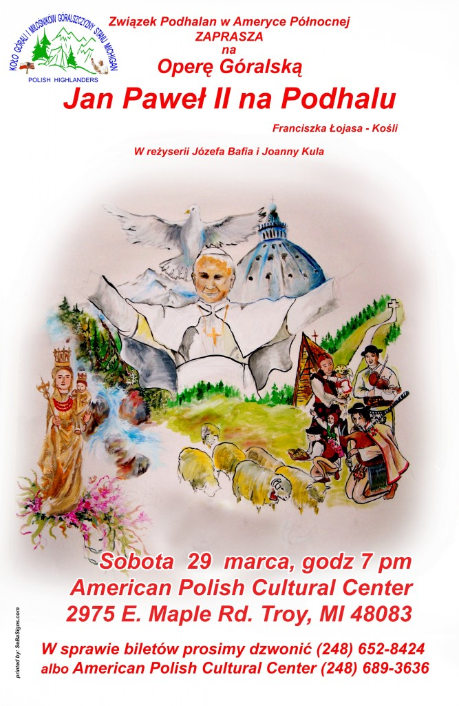 Opera Goralska 2014