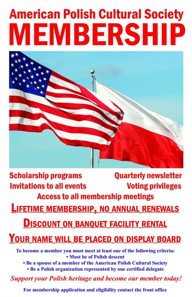 Membership - Poster