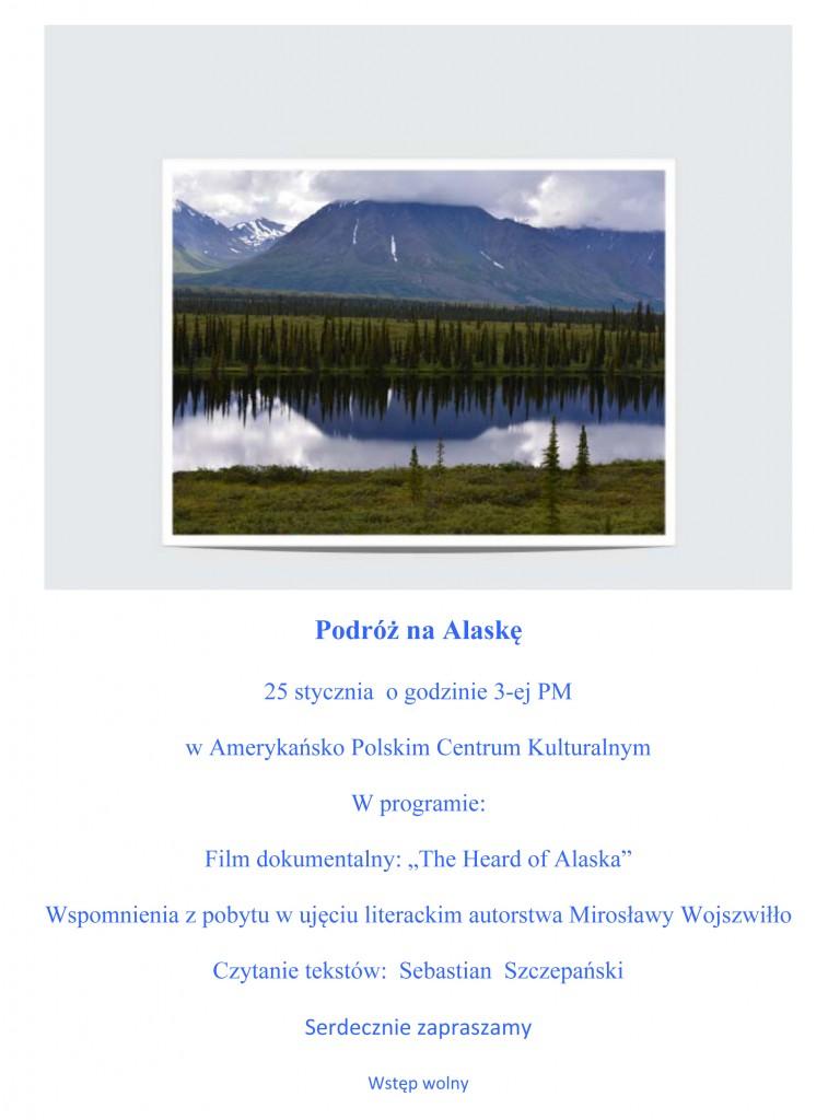 Podróż na Alaskę 2015