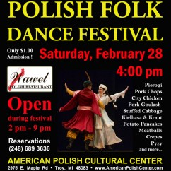 Polish Fok Dance Festival 2015