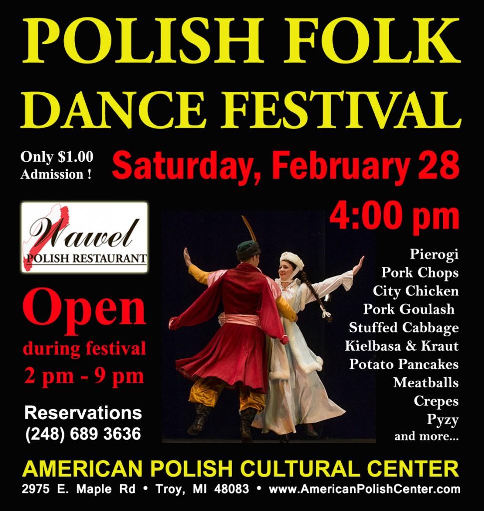 Polish Fok Dance Festival 2015