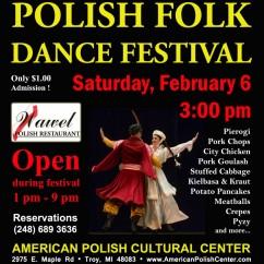 Polish Folk Dance Festival 2016