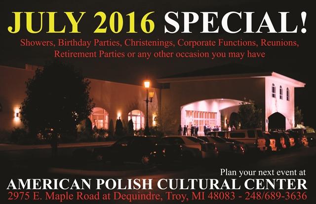 APCC Banquet Special 2016