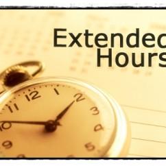 Restaurant Extended Hours!