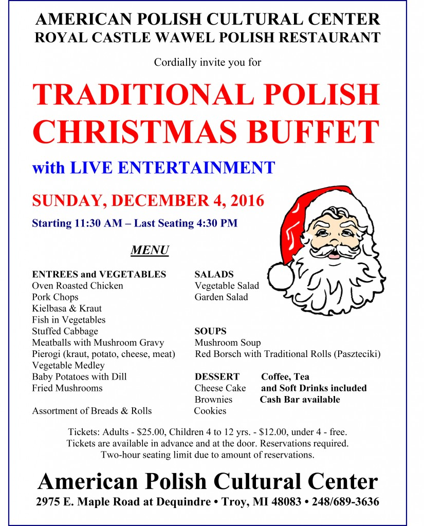 christmas-buffet-2016-menu