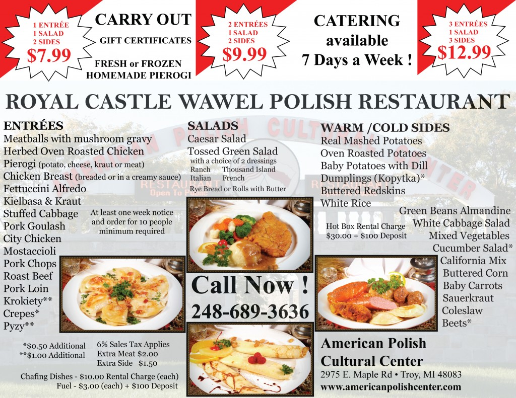 Let Us Cook Your Easter Dinner This Year